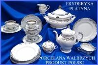 Fryderyka Platyna 12/108 s.obiadowo-kawowy